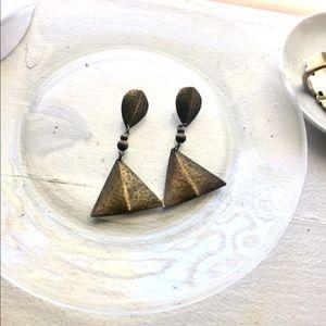 Jewelry - 🔴 Vintage Leaf Earrings